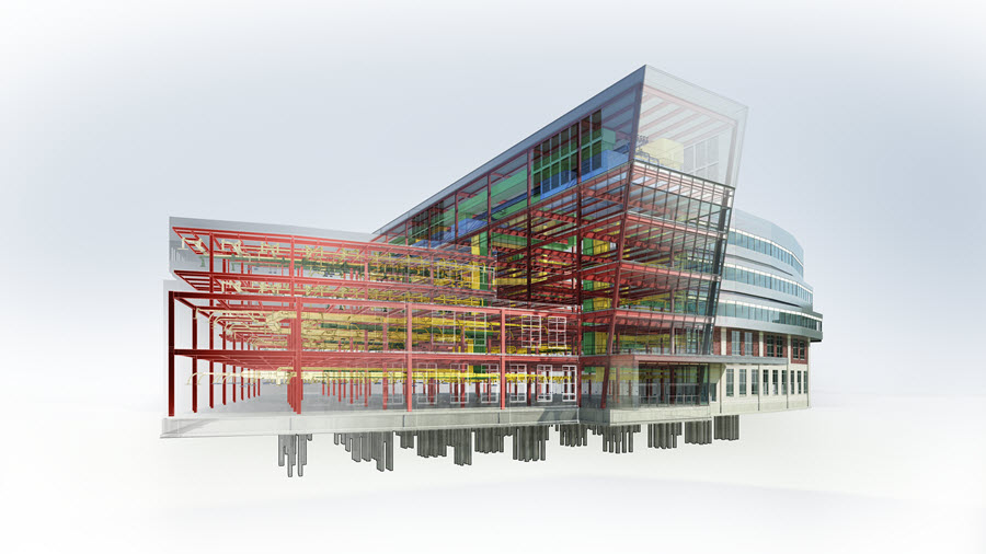 bim geomedia aec collection autodesk